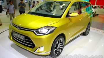 Daihatsu to call its version of the Toyota Calya as the 'Sigra'