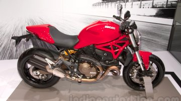 IAB Report - Ducati Monster 1200 & Diavel Carbon showcased in Moscow