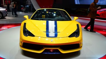 Ferrari 458 Speciale Aperta - Image Gallery (Unrelated)