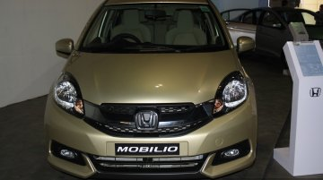 Nepal Live - Honda Mobilio and Mobilio RS petrol