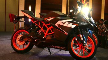 IAB Report - KTM RC200 launched in India at INR 1.6 lakhs [Gallery added]