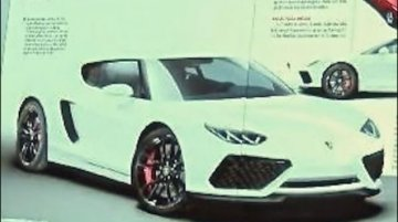 Report - Lamborghini Asterion reportedly leaks out