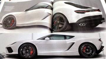 Report - More purported Lamborghini Asterion leaks surface