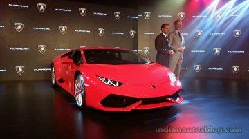 Lamborghini Huracan - Image Gallery (unrelated)
