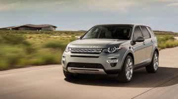 Land Rover Discovery Sport - Image Gallery (Unrelated)