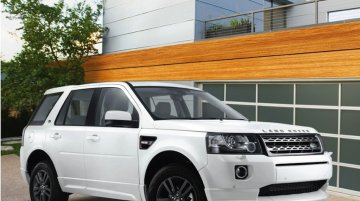 IAB Report - Land Rover Freelander 2 Sterling Edition launched in India