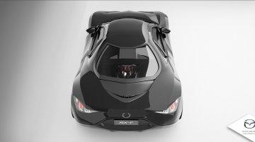 Mazda RX-9 by Alex Hodge