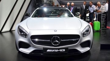 Indian market launch of Mercedes-AMG GT in March 2015 - Report