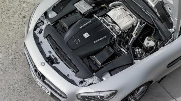 Report - Mercedes AMG-GT's new 4L engine to replace 5.5L V8