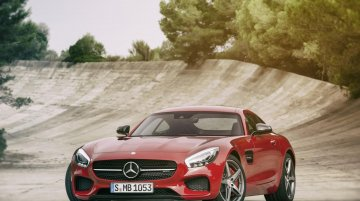 IAB Report - Mercedes AMG GT breaks cover [Video]