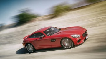 Videos - Watch the Mercedes AMG GT in action
