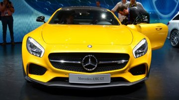 "IAB Report - ""Big likelihood"" for Mercedes AMG-GT to launch in India, says CEO"