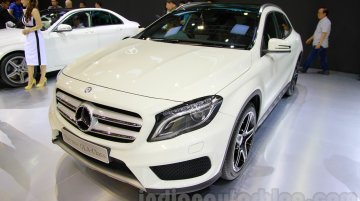 Indonesia Live - Mercedes GLA, New C Class (both India-bound)