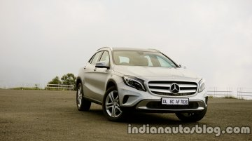 Mercedes GLA - Image Gallery (Unrelated)