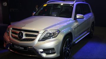 Live - Mercedes at the Philippines International Motor Show 2014