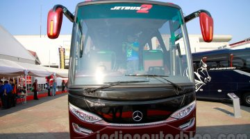 Indonesia Live - Mercedes launches new bus chassis