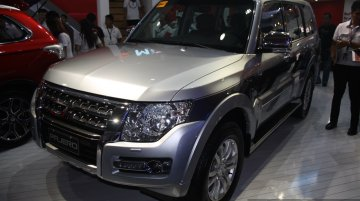 Philippines Live - Mitsubishi Pajero facelift and ASX facelift