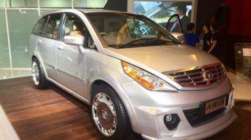 IAB Report - Modified Tata Aria showcased in Indonesia
