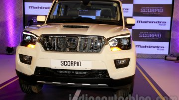 New Mahindra Scorpio - Image Gallery (Unrelated)