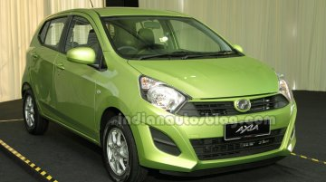 2014 Perodua Axia (Unrelated)