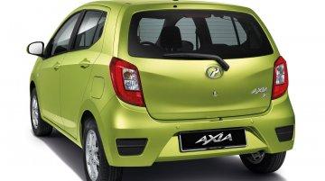 Perodua Axia - Official