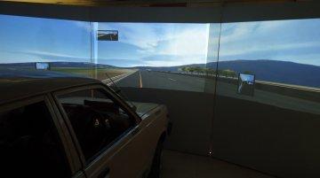 Pakistan - Driving FX simulator, Karachi Auto Show 2014, auto sales decline in July