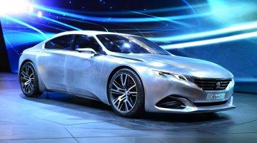 Paris Live - Euro-spec and revised Peugeot Exalt Concept