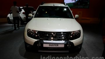 Renault Duster AWD at the IIMS 2014