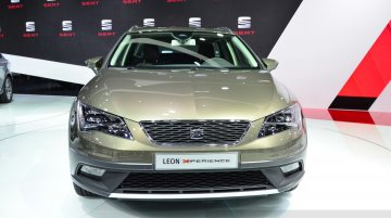 Seat Leon X-Perience at the 2014 Paris Motor Show