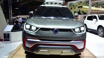 Ssangyong XIV Adventure Concept at the 2014 Paris Motor Show
