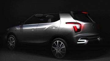 Ssangyong XIV Concept Teased