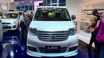 Suzuki APV Luxury at the 2014 Indonesia International Motor Show