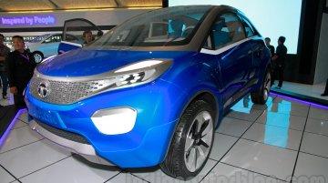 Indonesia Live - Tata Nexon mini SUV concept