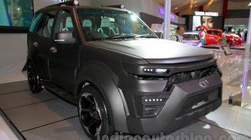 Tata Safari Storme Modified at the 2014 Indonesia International Motor Show