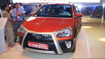Report - India can potentially become a global supply base for Toyota