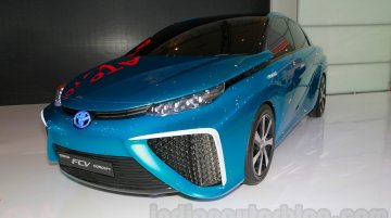 Indonesia Live - Toyota FV2, FCV concepts