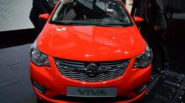 Opel Karl (Vauxhall Viva) at the 2015 Geneva Motor Show