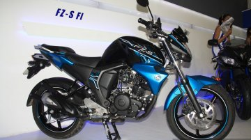 Yamaha FZ V2.0 available with discounts up to INR 6000