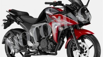 Leaked - Yamaha Fazer FI V2.0 to be launched this month