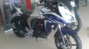 Spied - Yamaha Fazer FI V2.0 reaches showrooms