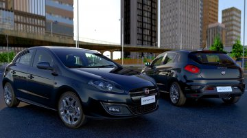 IAB Report - 2015 Fiat Bravo (facelift) revealed in Brazil