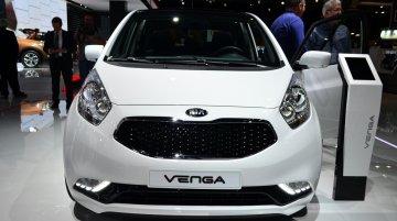 2015 Kia Venga at the 2014 Paris Motor Show