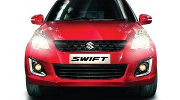 2015 Maruti Swift Facelift