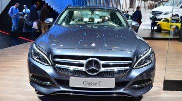 2015 Mercedes-Benz C Class