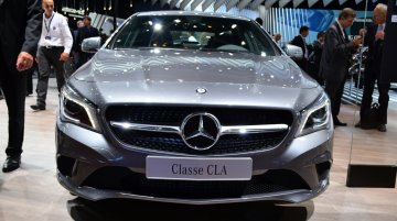 Watch the launch of the Mercedes CLA live here