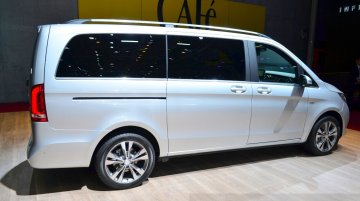 Mercedes V-Class to be launched in India on 24 January