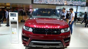 2015 Model Year Range Rover Sport