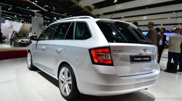 Not-for-India 2015 Skoda Fabia Combi enters production - Czech
