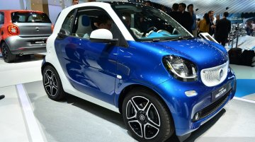 Paris Live - 2015 Smart ForTwo and ForFour