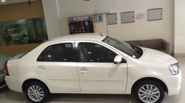 Toyota Etios facelift - Image Gallery (Unrelated)
